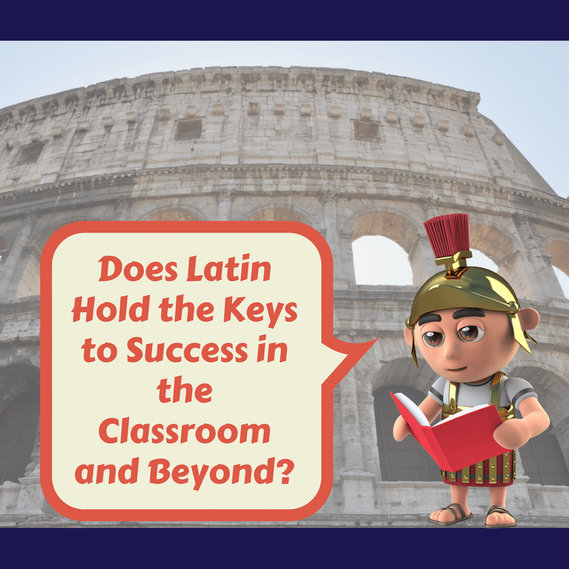 Latin can be beneficial for students in their studies and beyond.