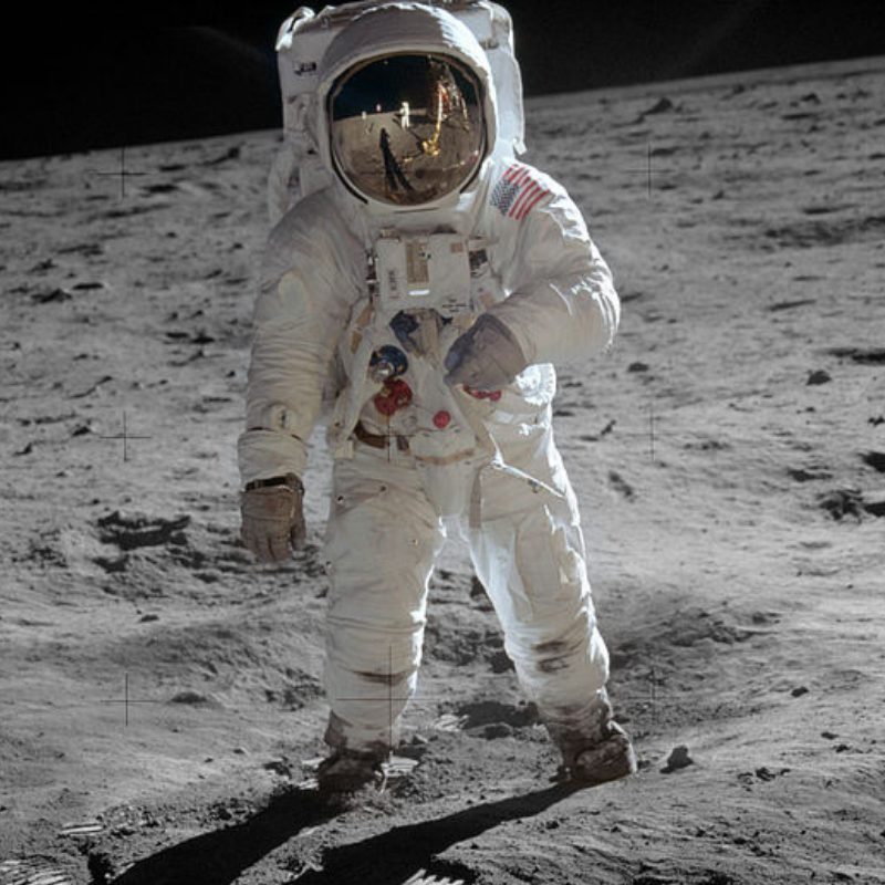The First Man On The Moon Reading Comprehension Worksheet